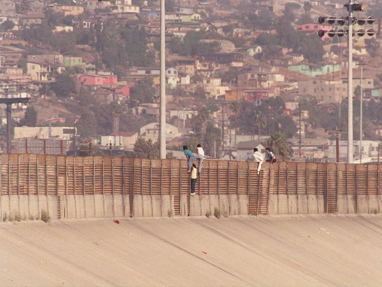 The Mexico-US Border