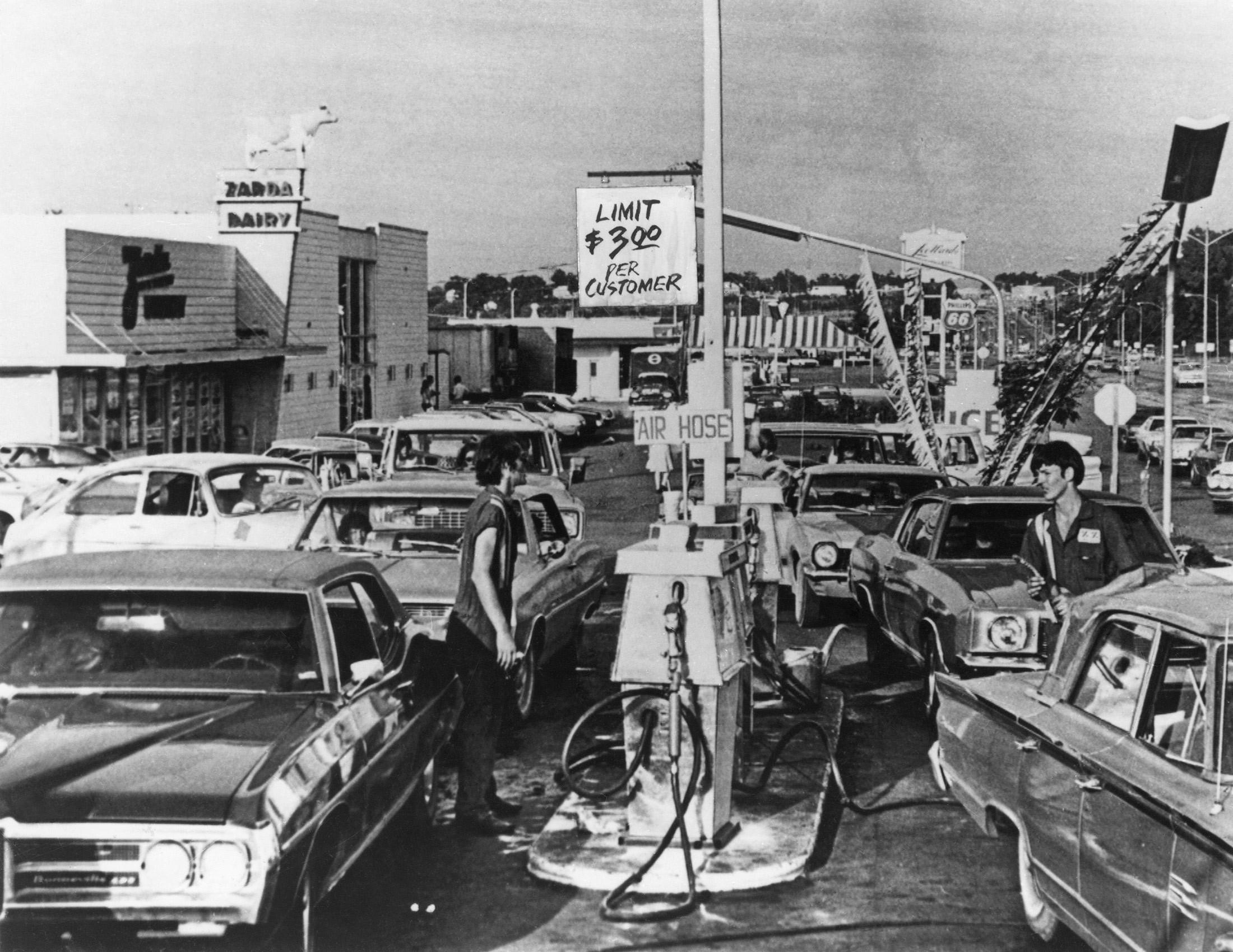 US Fuel shortage