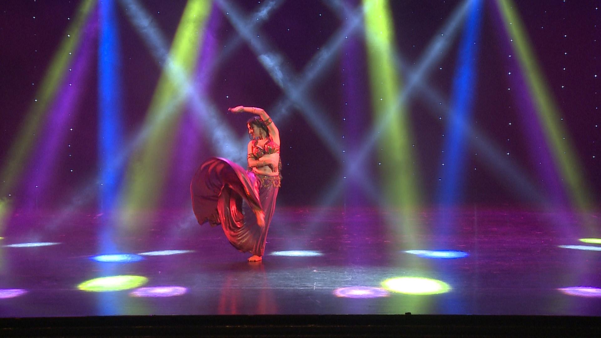Flamenco Bellydance