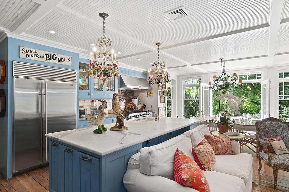 Christie Brinkley Home