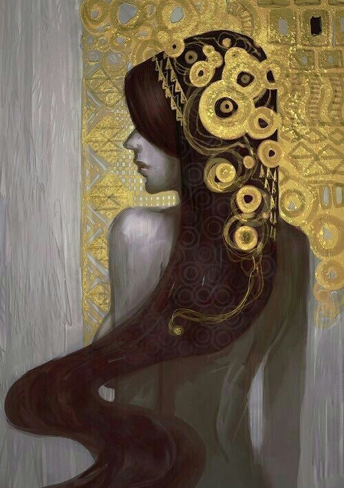 Tribute to Gustav Klimt