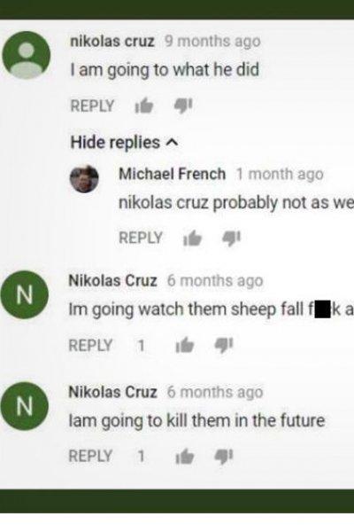 Nikolas Cruz