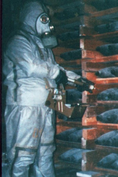 Russian Chemical Weapons