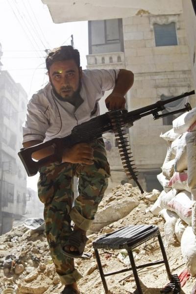 SYRIA-CRISIS/GORAN TOMASE
