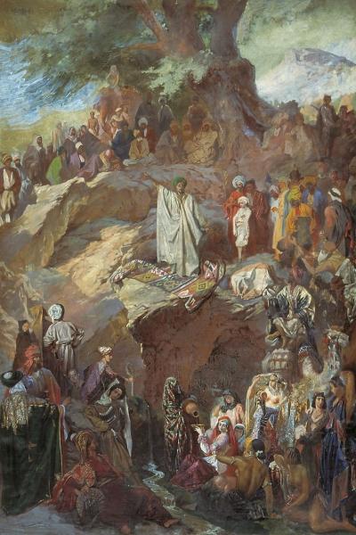 Muhammad's Preaching