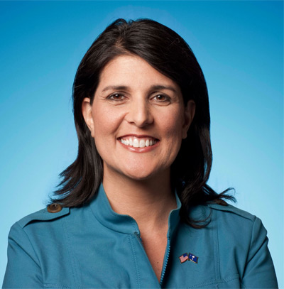 Nicky Haley