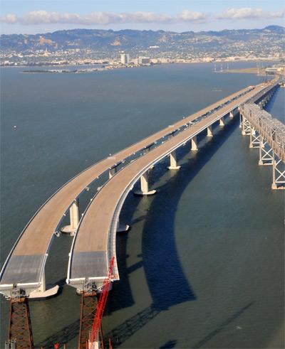 The San Francisco Oakland Bridge