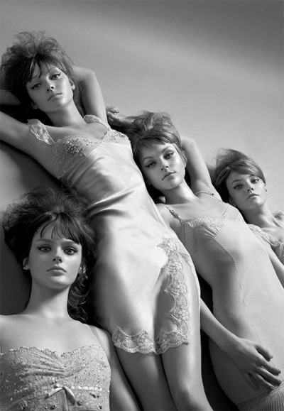 Live mannequins