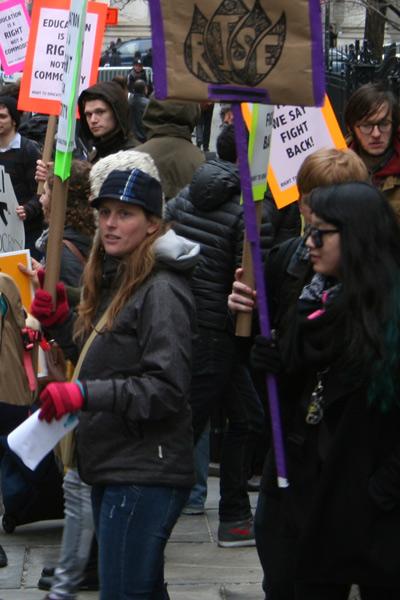 Campus activists