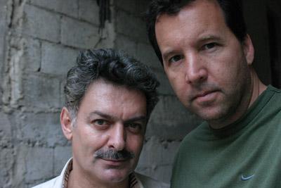 Jihad Saad and Aaron Stipkovich