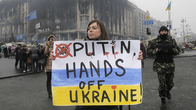 Ukraine And Russia On The Brink – Ground Truth Episode 7