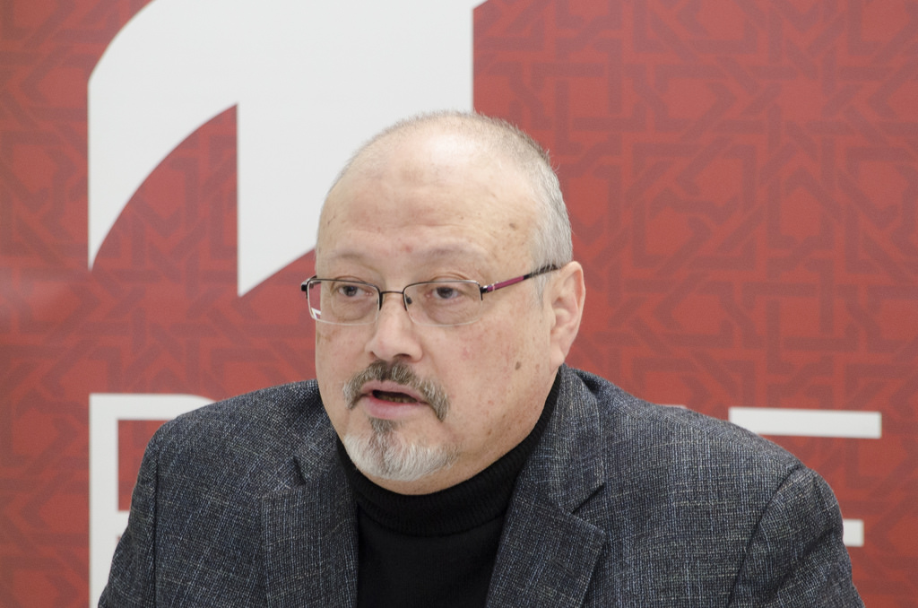 Assassination A La Mode – Jamal Khashoggi & Other 'Wet Affairs'