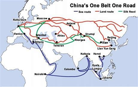 China's One Belt, One Road Initiative – Building The New Silk Road