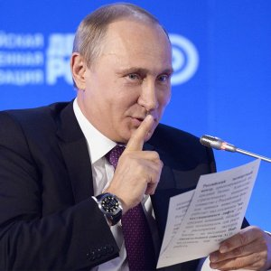Vladimir Putin: Today, Tomorrow and Whenever