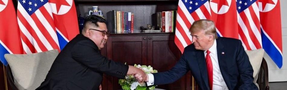 Trump Kim Yong