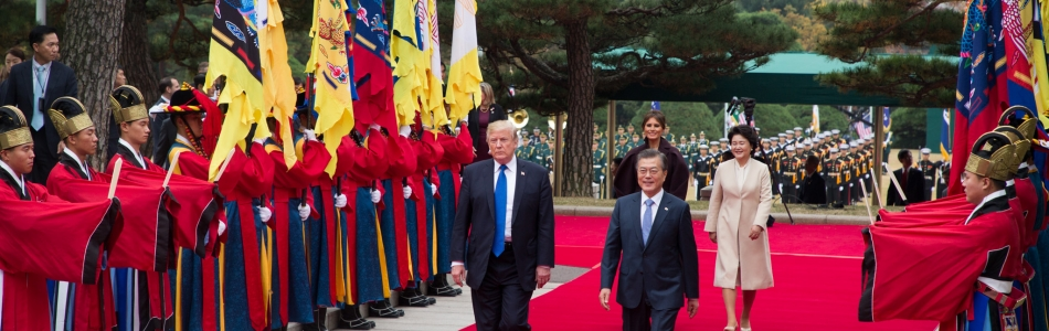 The Simple Side Of the Singapore Summit – Every Journey Starts With A Single Step