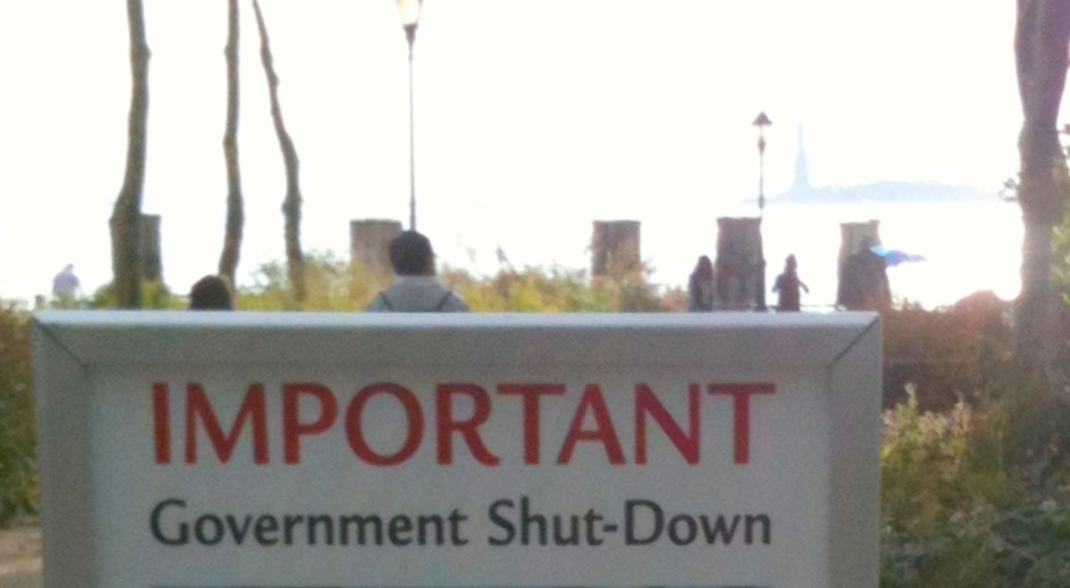 End The Shutdown Follies – Compromise!