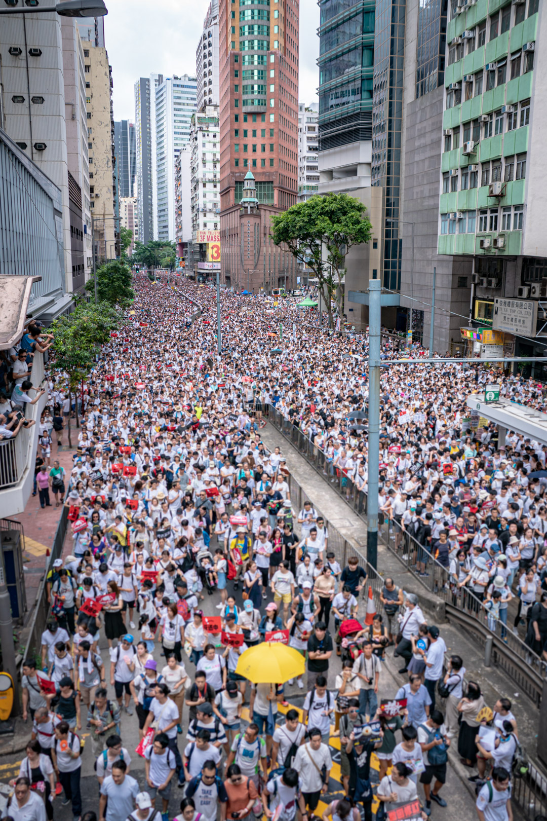 Hong Kong Protests: President Trump…It's Your Move