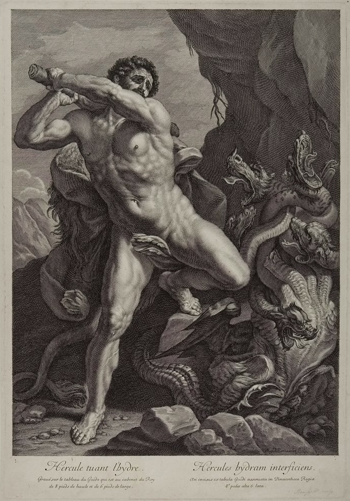 Hercules And The Hydra – The Swamp Of D.C.