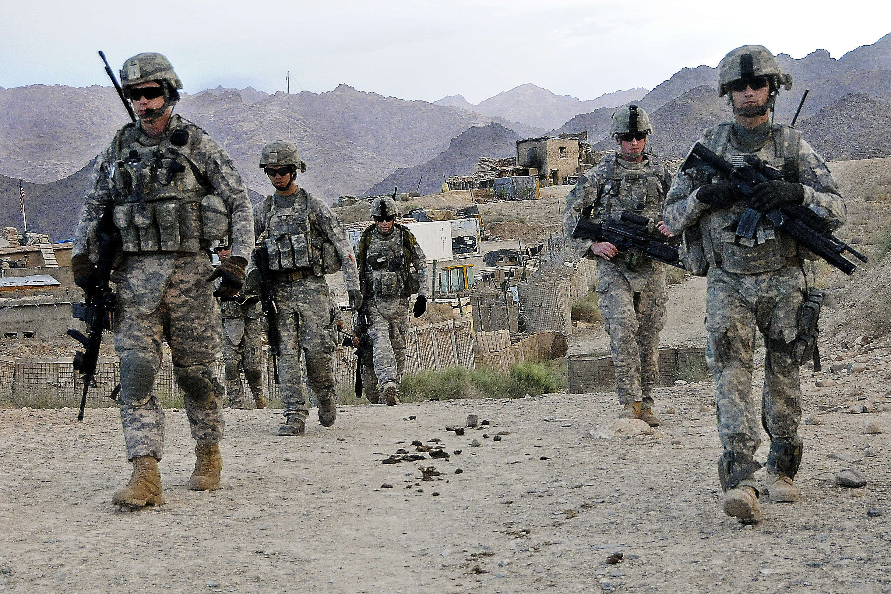 Remembering Why We Are At War In Afghanistan