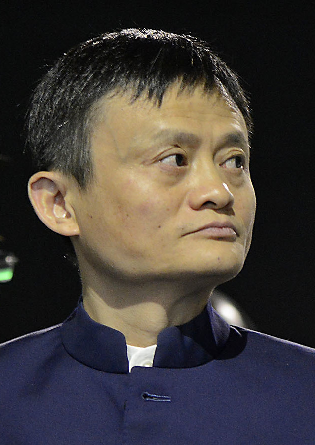 Alibaba's Jack Ma:  Whistling Past The Graveyard