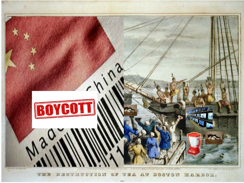 Boycott China – Stop Funding A Communist Dictatorship