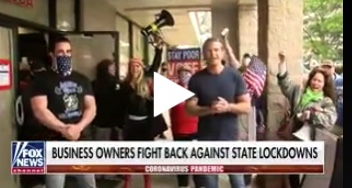"""NJ Gym Owner Says """"Sick And Tired"""" Of Rights Being Trampled"""
