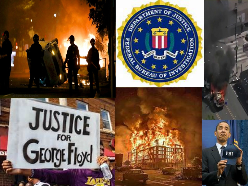 Revolutionary Extremist Groups Lighting American Cities Ablaze – Where Was the FBI?