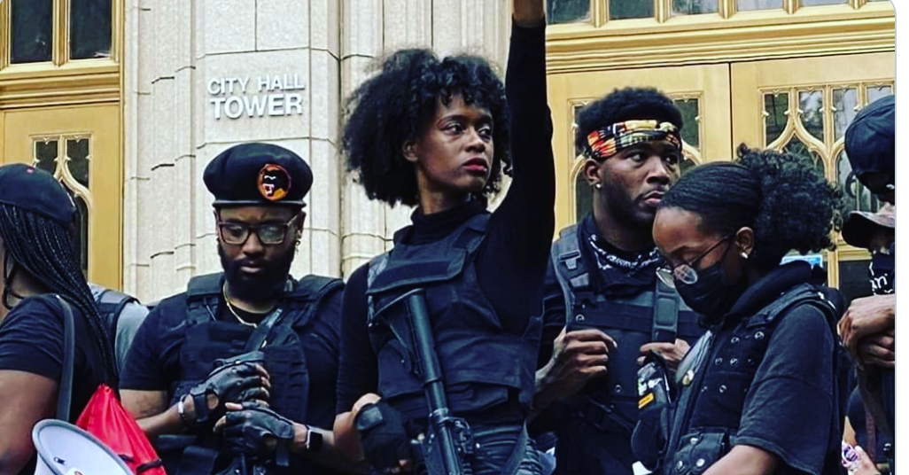 Black Lives Matter Leader Declares War On Police – Says Will Develop Highly-Trained Military Arm