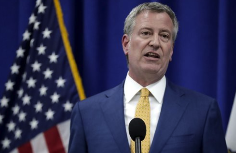 """NYC Mayor de Blasio Announces $1B Cuts To NYPD As NYC Experiences Largest Uptick In Shootings In """"20 Years"""""""