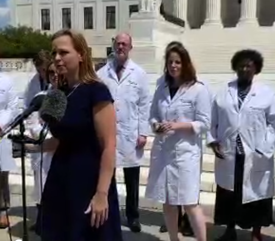 "Censored Doctors Give Second Press Conference – ""Don't Let Social Media & Big Tech Companies Shutdown This Message"""
