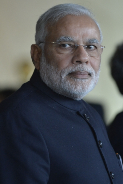 Narendra Modi at the 6th BRICS summit