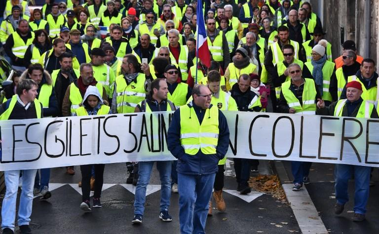 What The Yellow Vests Want