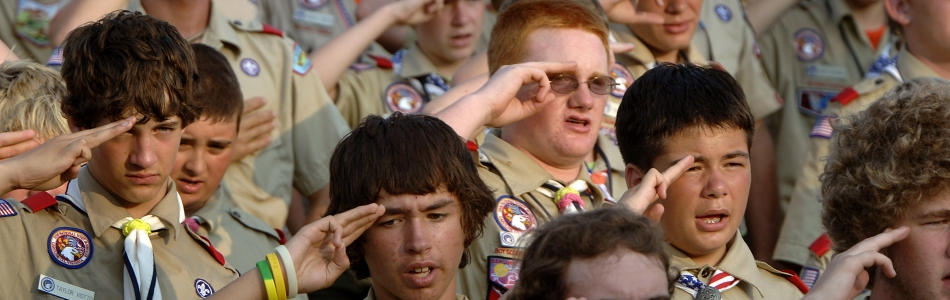 Taking The Boy Out Of Boy Scouts – The War On Boys Being Boys
