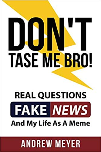 Book Review: Don't Tase Me Bro!