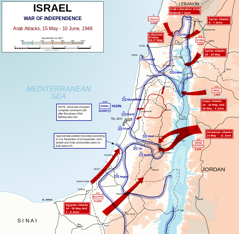 Origin Of The Arab-Israeli Conflict – The War That Will Not End