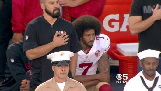 Throwing The Challenge Flag On Oppression – One College Student's Take On Kaepernick, Nike, And Kneeling