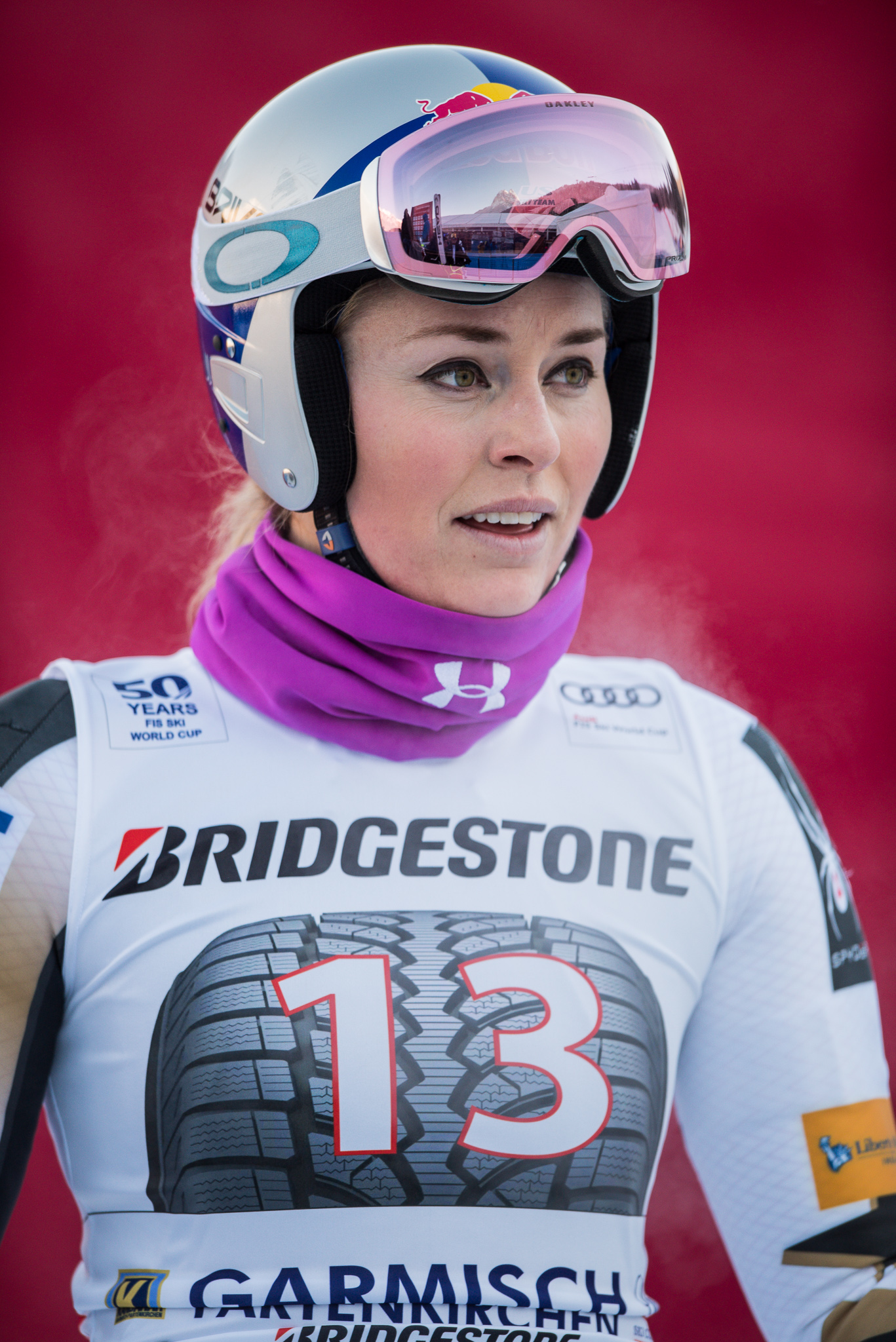 THE LAST FEMALE ALPINE CHAMPION