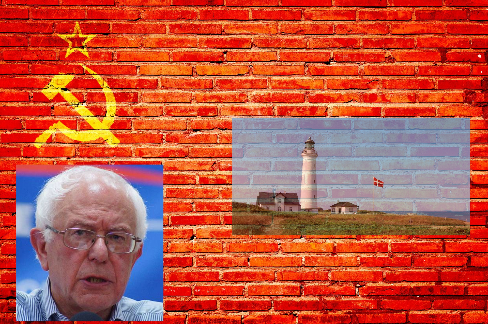 Denmark Or The Soviet Union?  Which Is It, Bernie?