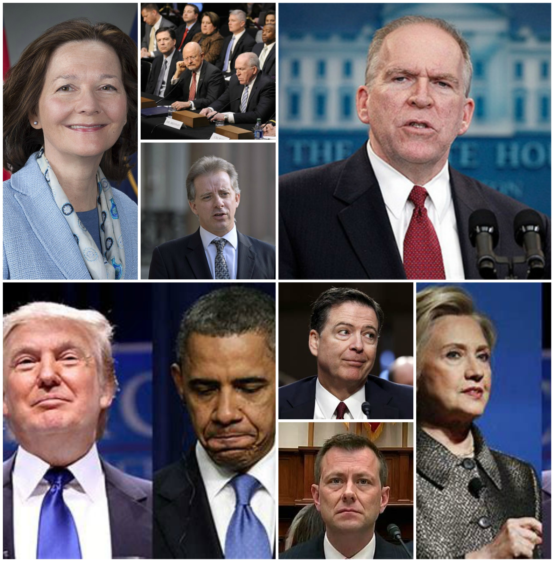 Footnotes To Horowitz IG Report – The Outlines Of The SpyGate Conspiracy Take Shape