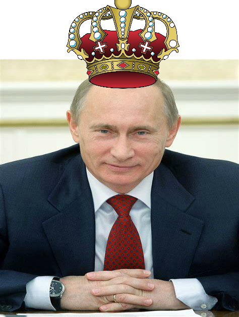 The Man Who Would Be King – Vlad Stays On…