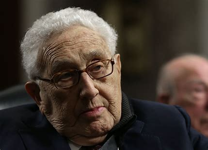 Henry Kissinger: Architect of American Decline