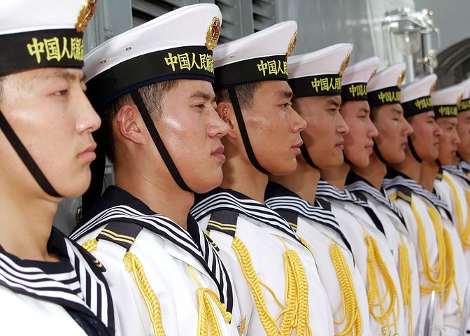 Xi Jinping Gambles On Defense Front