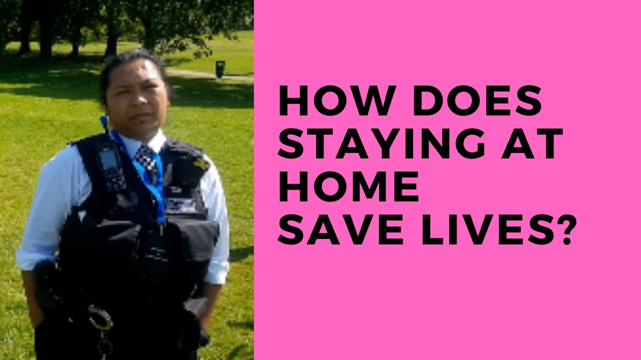 Does Staying At Home Help? UK Videographer Confronts Police Asking Citizens To Leave An Empty Park