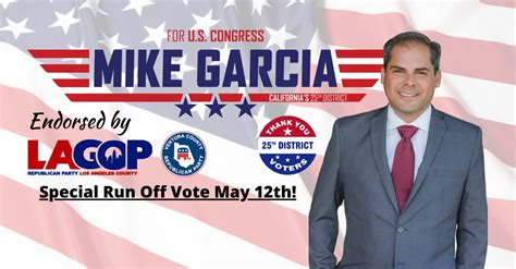 Updated: Republican Mike Garcia Wins California Congressional Seat – Will Face Dem Challenger Again In November