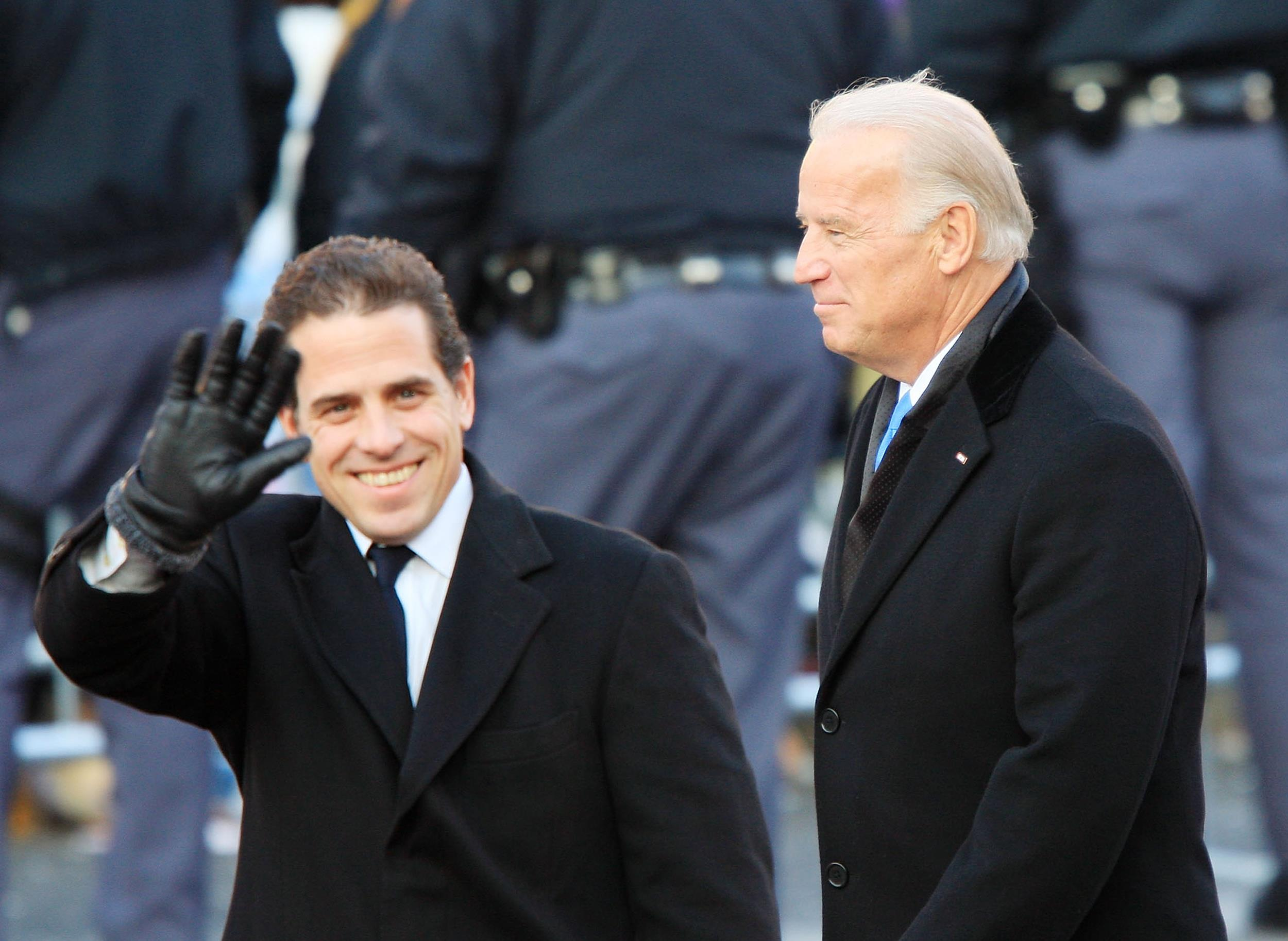 Was Joe Biden's Son Part of a Chinese Spy Operation to Steal U.S. Nuclear Technology?