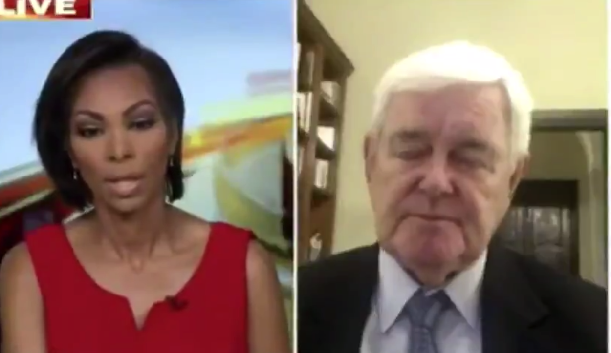 "Wow – Fox News Silences Newt Gingrich – ""We Don't Need to Bring George Soros Into This Conversation…"""
