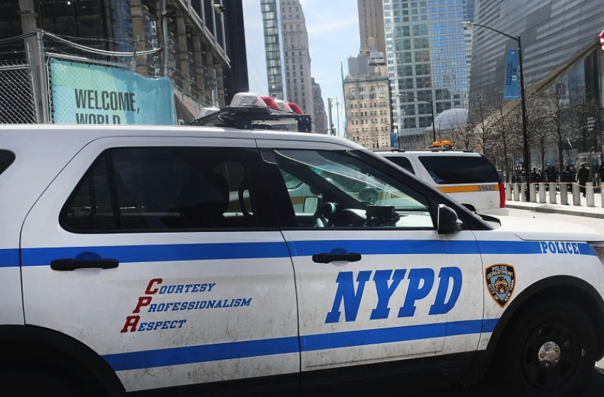 NYC Police Officer Arrested On Charges Of Being A Chinese Asset