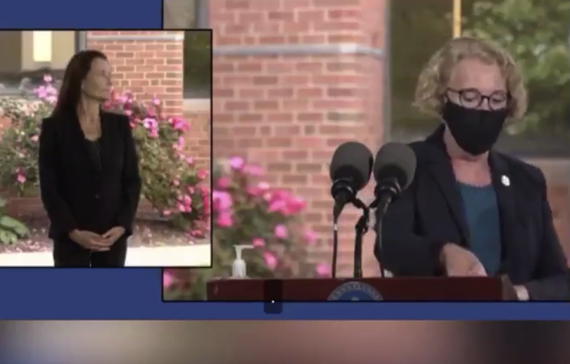 "PA Governor Wolf And State Rep. Ullman Caught On Hot Mic Saying Masks ""Political Theater"""
