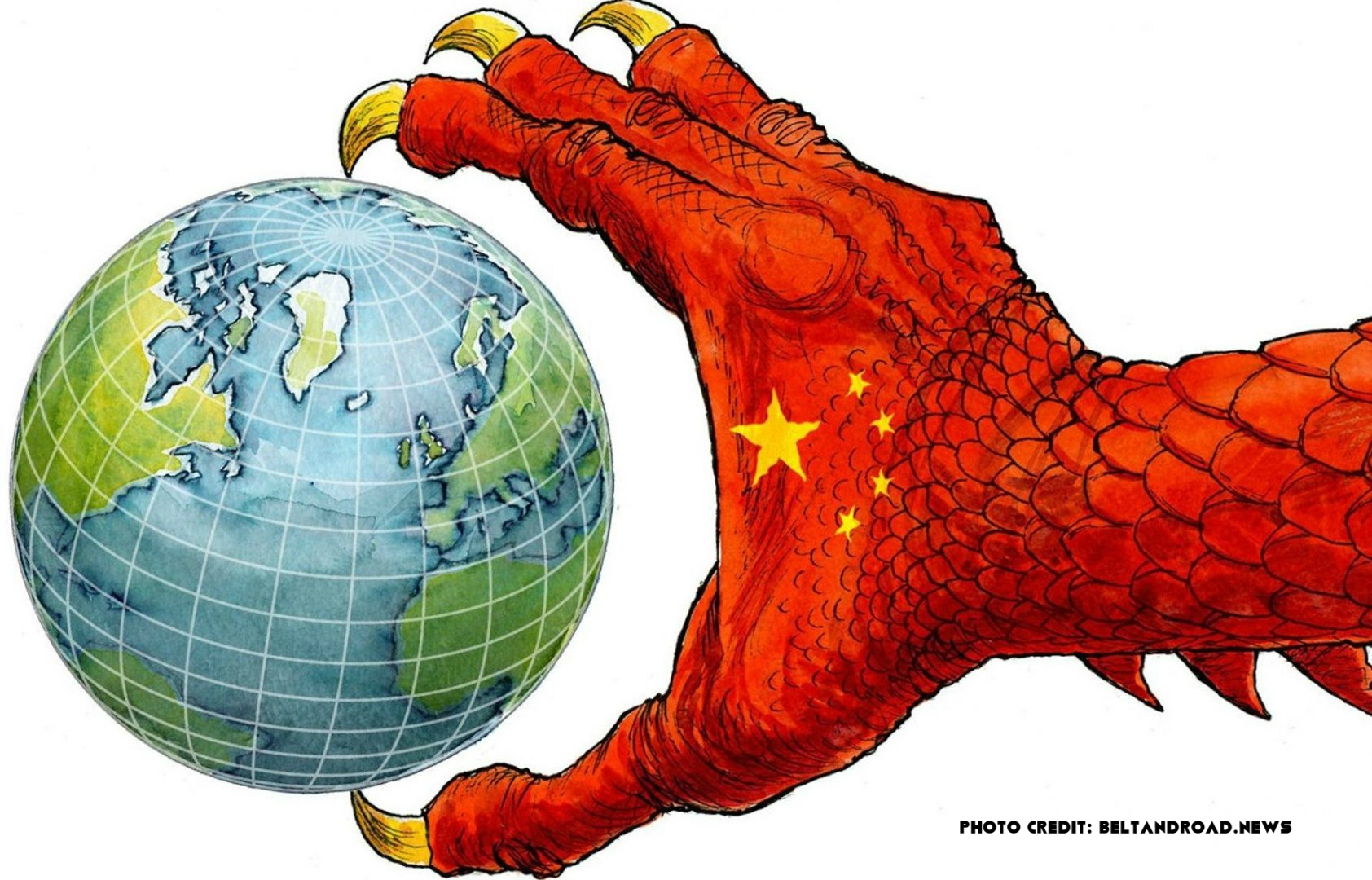 China Doesn't Want Deals, It Wants Domination…